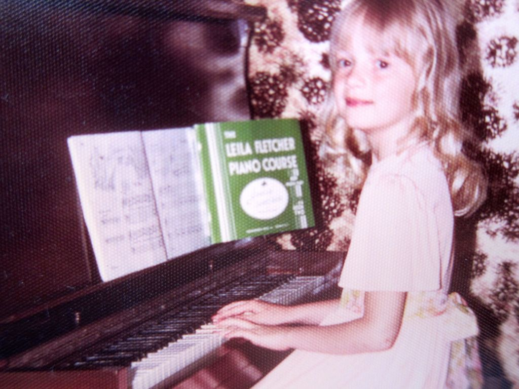 1st Piano Recital 1978