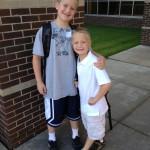 PJ & John 1st day Basswood