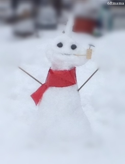 last snowman