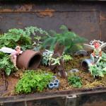 Toolbox Fairy Garden