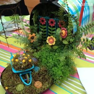 Creative Fairy Garden Containers