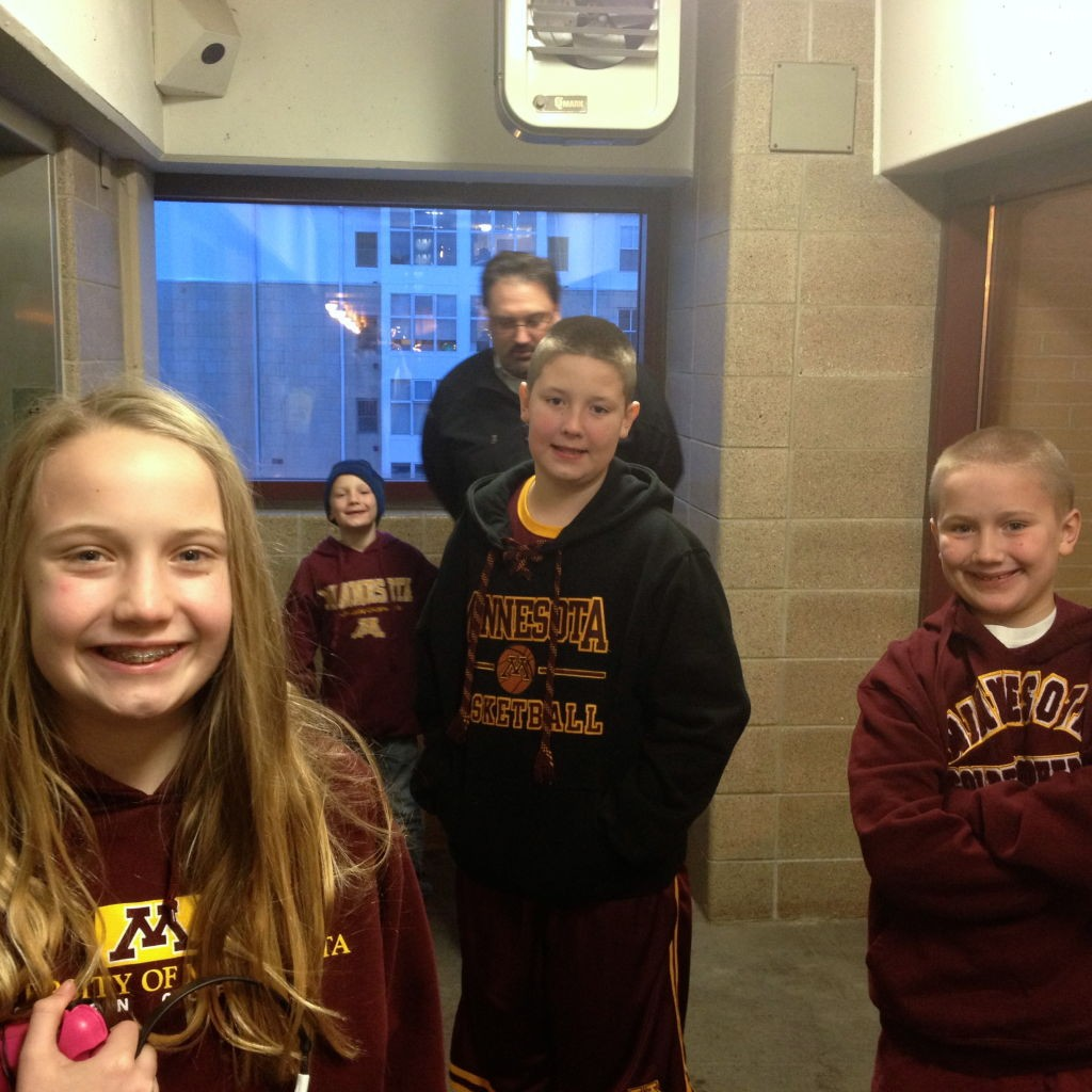 Gopher Game Elevators