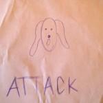 Lost Dog Attack