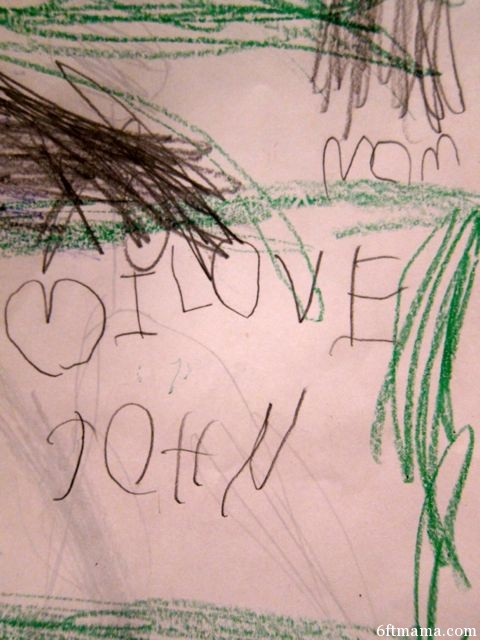 Love Letter from John