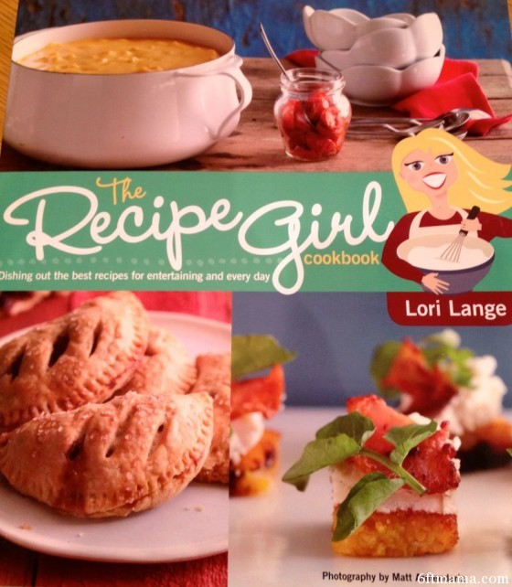 The Recipe Girl