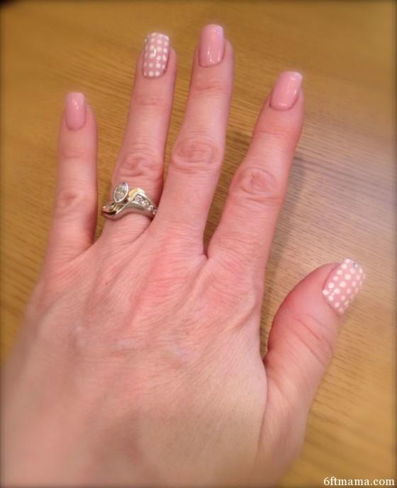 hand nail art