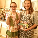 Emma and Taylor Baking