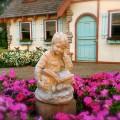 Childrens Garden Sculpture