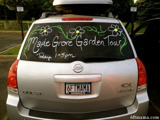 Quest Garden Tour