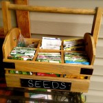 Seed Packet Storage