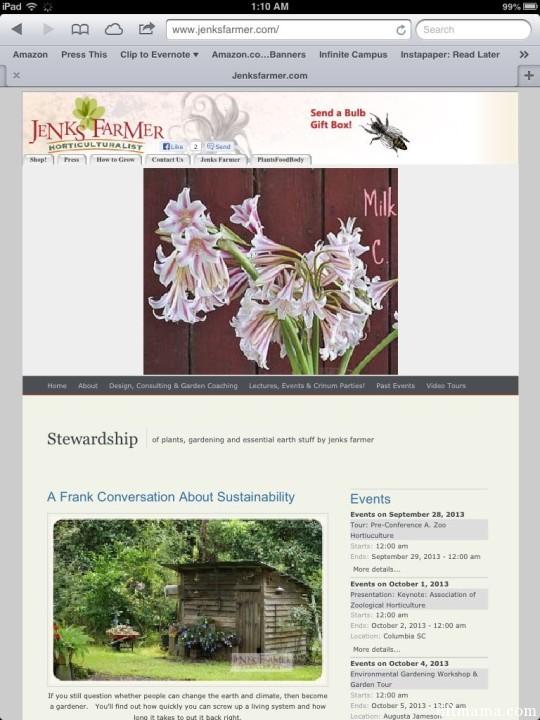 The Best Garden Bloggers 2013  Jenks Farmer