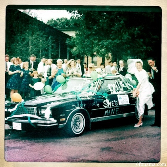 Wedding with the Monte Carlo