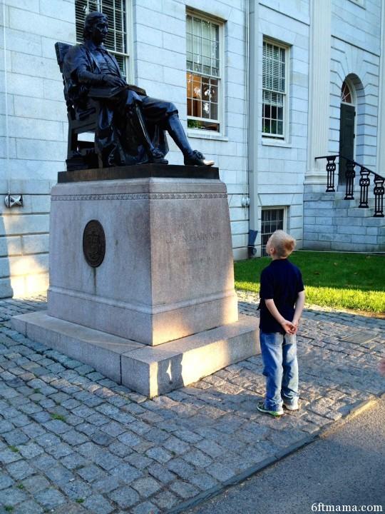 John and John Harvard