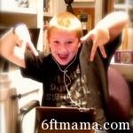 Life with PJ 6ftmama