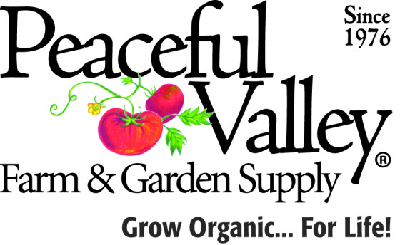 Peaceful Valley Farm & Garden Supply Logo