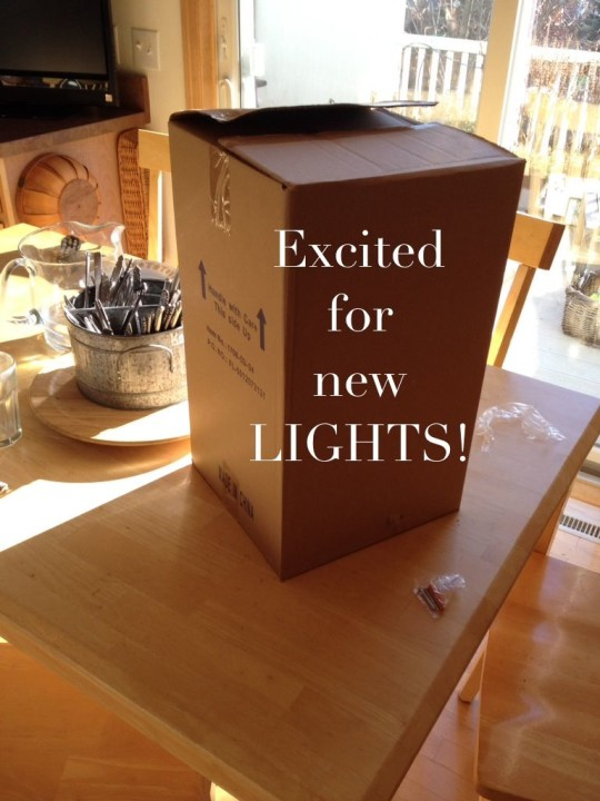 Excited For New Lights