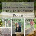 Straw Bale Gardens Part 2