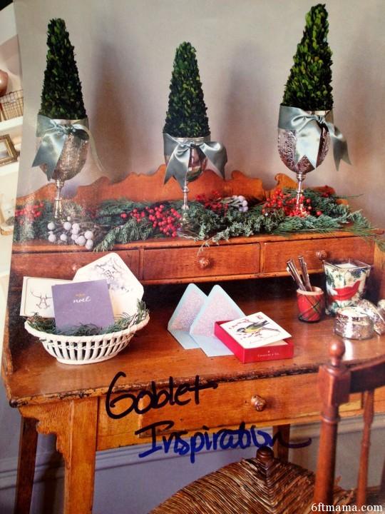 Goblet Inspiration 6ftmama.com