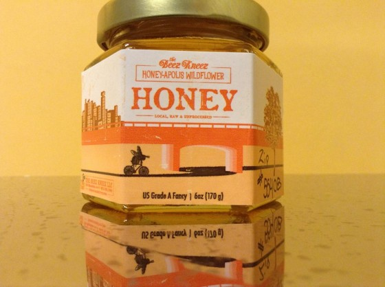 The Beez Kneez Wildflower Honey 6ftmama.com