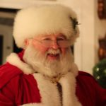 Santa is here 6ftmama blog