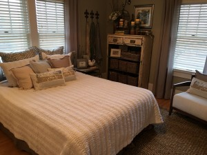 Master Bedroom Spa Retreat Bachman's Spring Idea House 2016