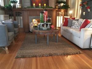 Living Room Bachman's Spring Idea House 2016