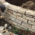 Garden Project 1 Retaining Wall Repair