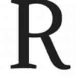 Capital R