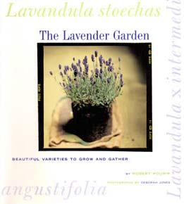 Lavender Book by Robert Kourik 6ftmama blog Still Growing Podcast