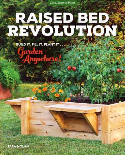 Raised Bed Revolution by Tara Nolan 6ftmama blog Still Growing garden podcast