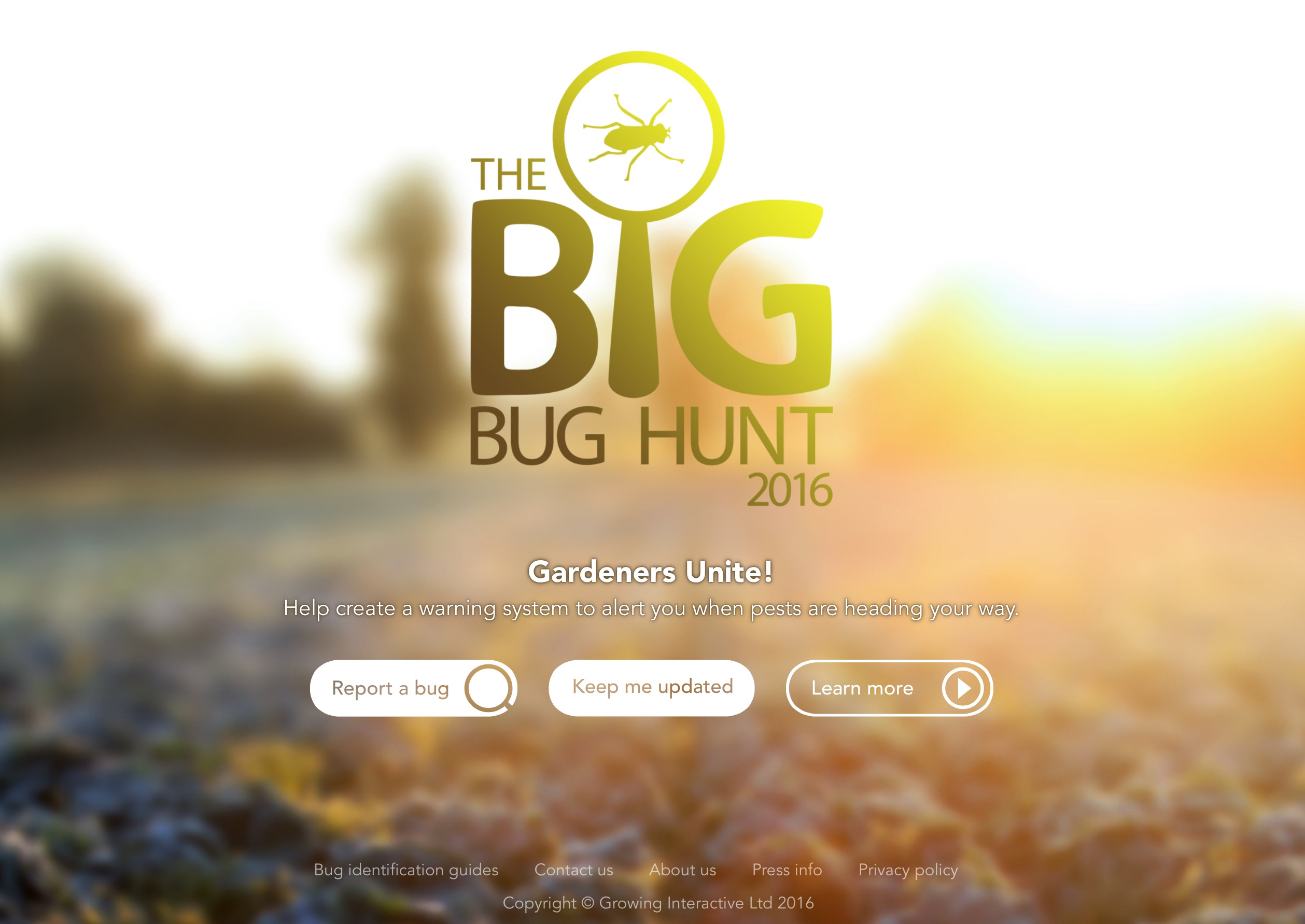 The Big Bug Hunt on the Still Growing Gardening Podcast 6ftmama blog