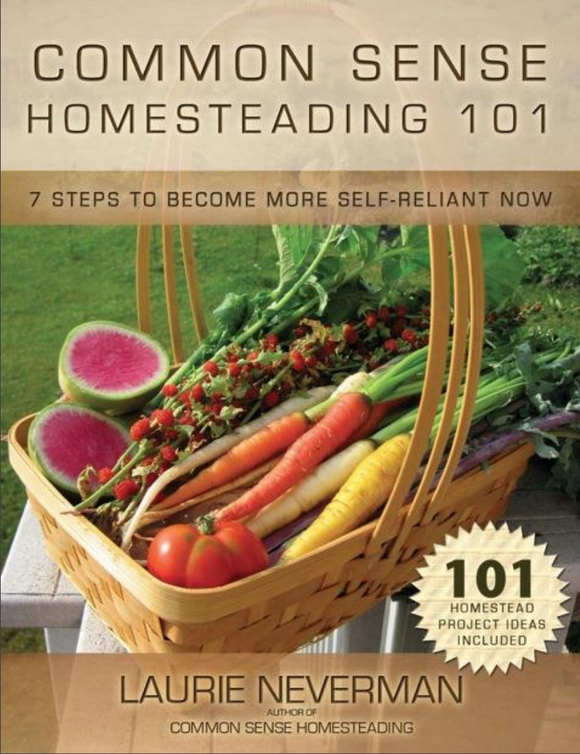 common-sense-homesteading-101-by-laurie-neverman-on-the-still-growing-gardening-podcast-6ftmama-blog