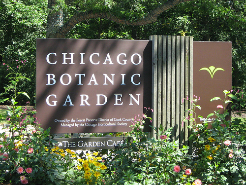 SG549: An Inside Peak Into The Chicago Botanic Garden