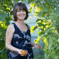 Megan Cain 300 on the Still Growing Gardening Podcast 6ftmama blog