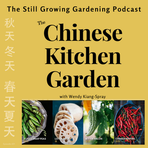 Wendy Kiang Spray Is On The Show And Sheu0027s The Author Of The Chinese Kitchen  Garden.
