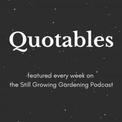 Quotables (1)